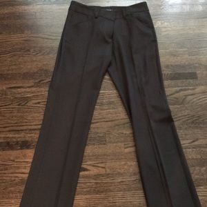 New w/out tags size 4 Theory designer dress pants